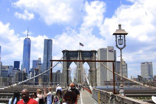 Puente de Brooklyn: Brooklyn bridge 1
