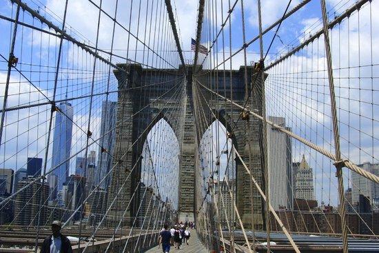 Puente de Brooklyn: Brooklyn bridge 2