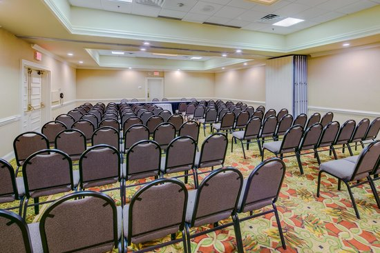 Doubletree by Hilton Hotel Columbia: Theater Seating Meeting Space