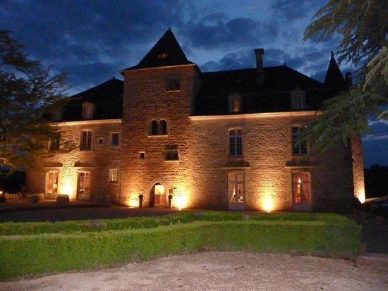 Chateau de la Treyne: le château 2