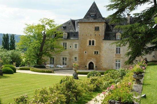 Chateau de la Treyne: le château 1