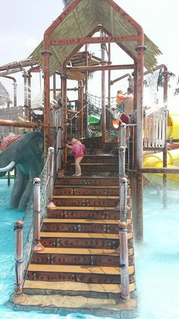 Sun Palace Hotel : waterpark