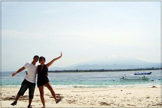 Gili Meno Beach: Just a part of the island