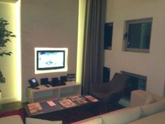 Rixos Taksim Istanbul : living room