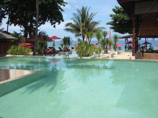 Anantara Rasananda Koh Phangan Villas: piscina