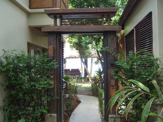 Anantara Rasananda Koh Phangan Villas: giardini