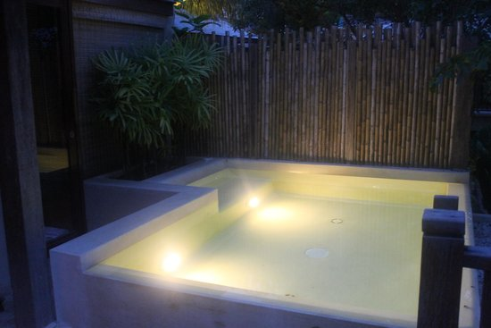 Anantara Rasananda Koh Phangan Villas : piscina sul terrazzo