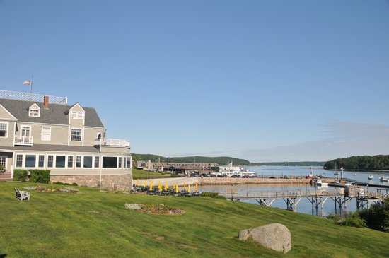Bar Harbor Inn : Bar Harbor Hotel