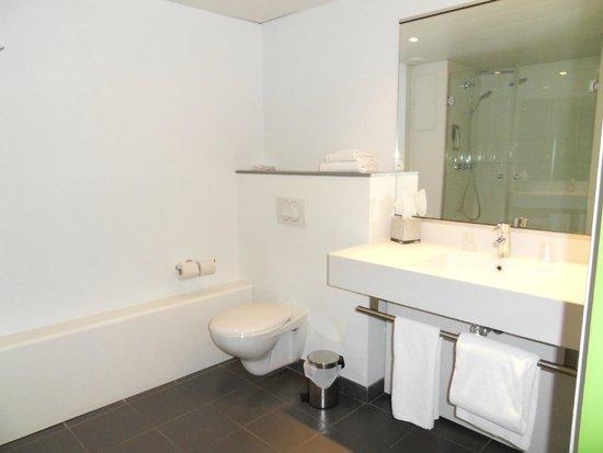 Ibis Styles Grenoble Centre Gare : Salle de bain