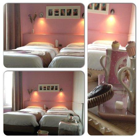 Hotel de la Croix Rousse : 4 ème étage.