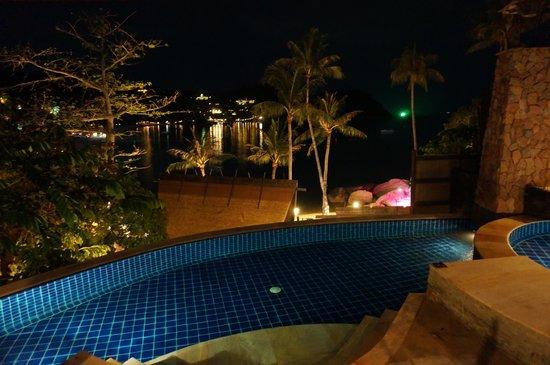 Panviman Resort - Koh Pha Ngan: Вид из номера