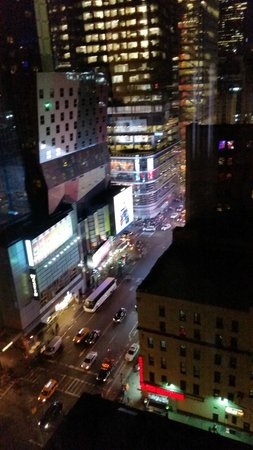 InterContinental New York Times Square: 22nd floor