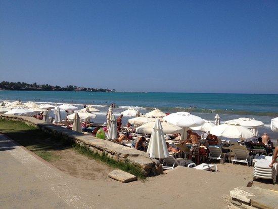 Sun Beach Park: The beach