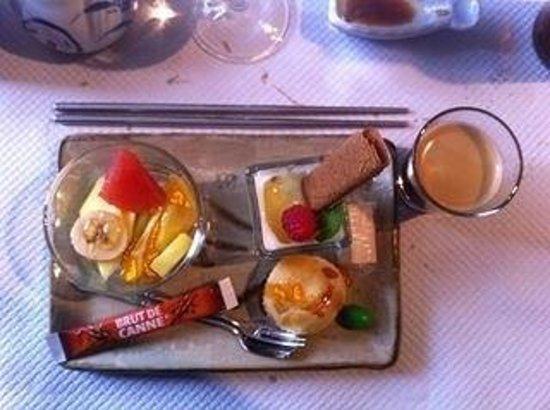 Gindalle : Café gourmand