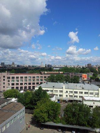 Maxima Panorama Hotel: Ausblick vom Zimmer