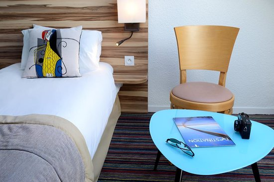 Hotel Mercure Lisieux : chambre
