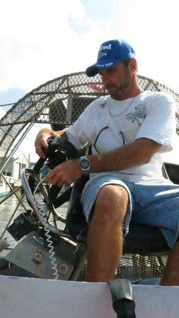 Air Boat USA: Captain Craig!!!