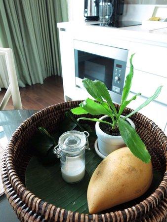 Oriental Residence Bangkok: One-bedroom Corner Suite