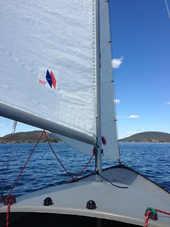 MDI Community Sailing: Great day for a sail!