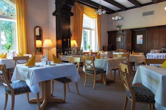 Schlossvilla Derenburg: Restaurant