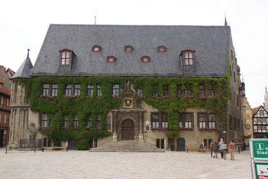Altstadt Quedlinburg: Rathaus