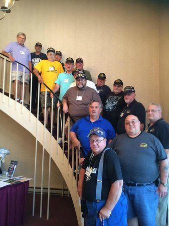 BEST WESTERN Sovereign Hotel - Albany: The Navy MSO Association Inc 2014 Reunion