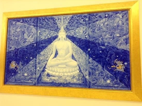 Museum of Contemporary Art (MOCA): buddha's enlightenment