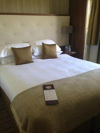 Best Western Plus Samlesbury Hotel: Lovely bed