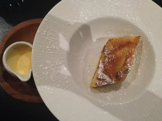 Best Western Plus Samlesbury Hotel: Bread and Butter Pudding