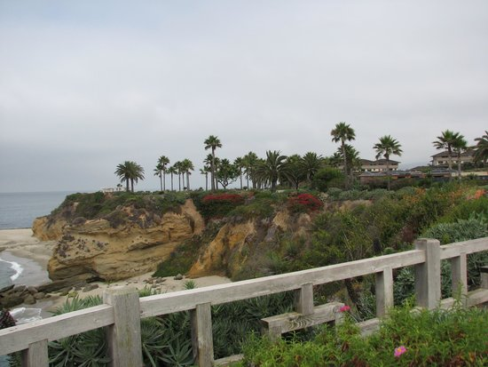 Carlsbad by the Sea Resort: Over Look