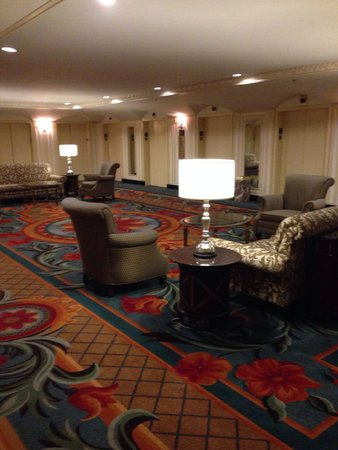 Hilton Chicago: Corredor