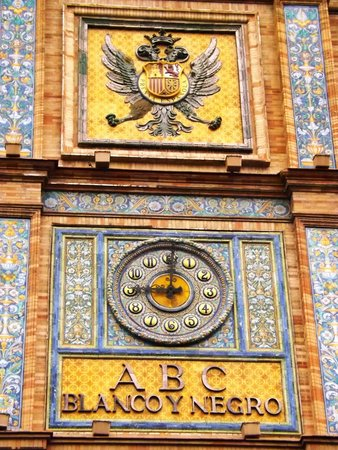 abc serrano madrid spain famous art nouveau landmark abc building