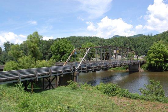 Great Smoky Mountains Railroad: 1