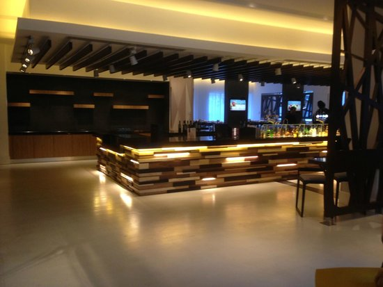 Novotel London Brentford: Restaurant