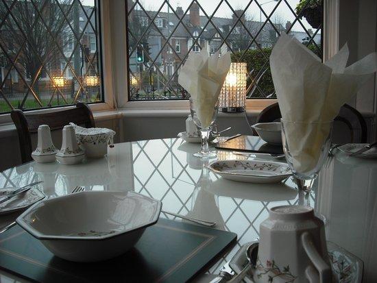 Woodstock Guest House : Breakfast Room