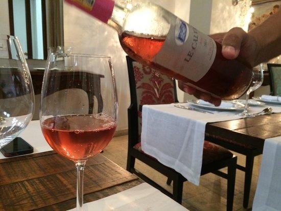 El mejor vino lo encontré en Hotel LM. LeCAVAN