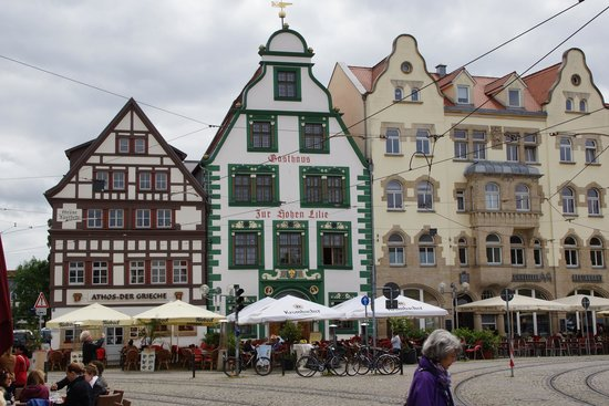 the 10 best erfurt restaurants tripadvisor. Black Bedroom Furniture Sets. Home Design Ideas