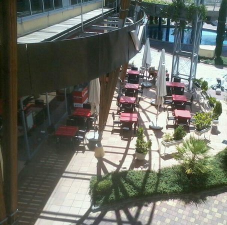 Vips: terraza