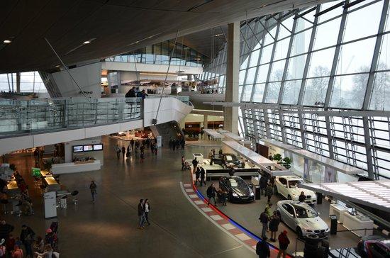 Museo BMW: Fun