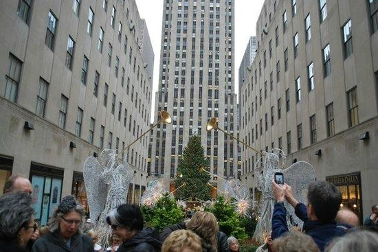 Rockefeller Center : Christmas