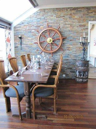 Altafjord Gjestegaard & Spa: Breakfastroom