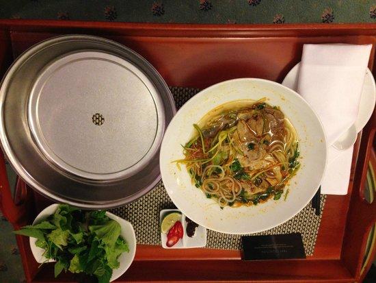 Hilton Hanoi Opera: ルームサービス