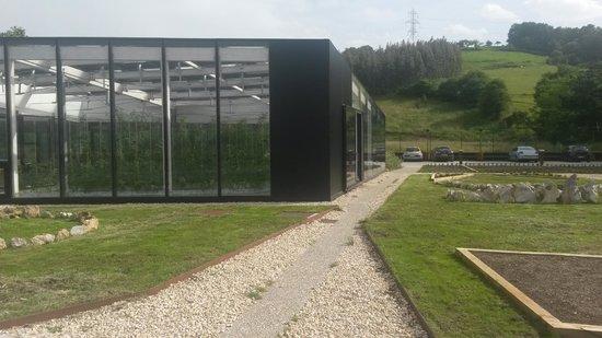 Azurmendi Gastronomico: Greenhouse 3