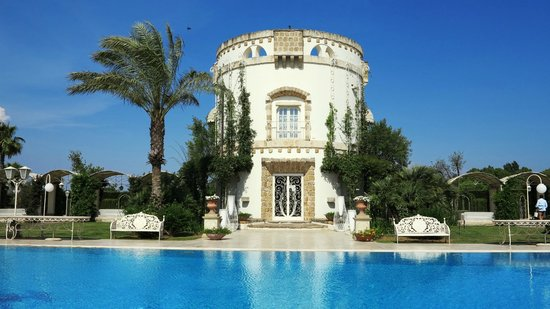 Sangiorgio Resort: torre 1