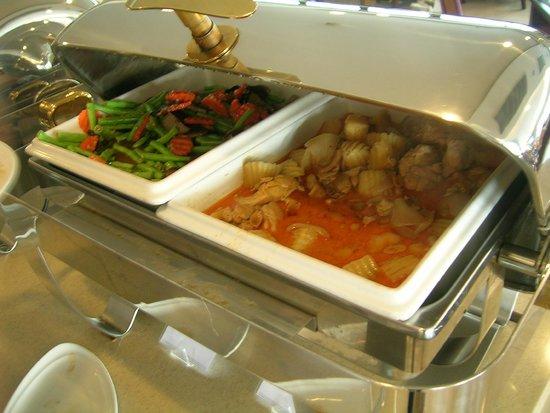 Centre Point Hotel Silom: Frühstücksbuffet
