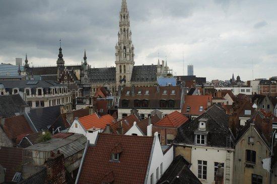 Floris Arlequin Grand'Place: Vistas desde mi habitación
