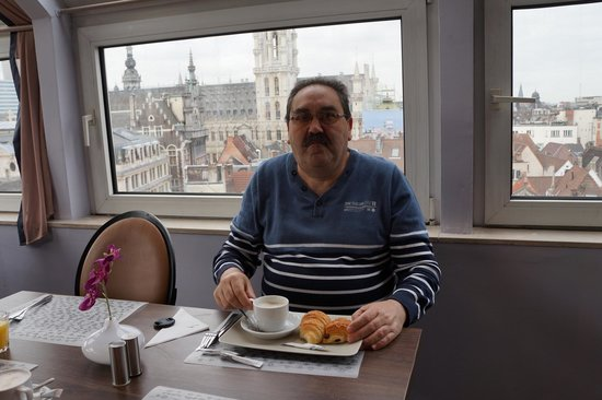 Floris Arlequin Grand'Place : Comedor,desayunos