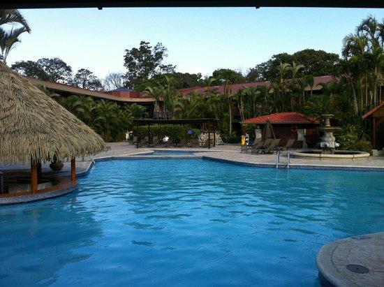 DoubleTree by Hilton Hotel Cariari San Jose: Área da Piscina