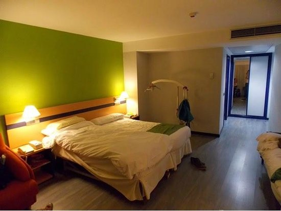 Hotel Ibis Styles Ramiro I: Disabled bedroom