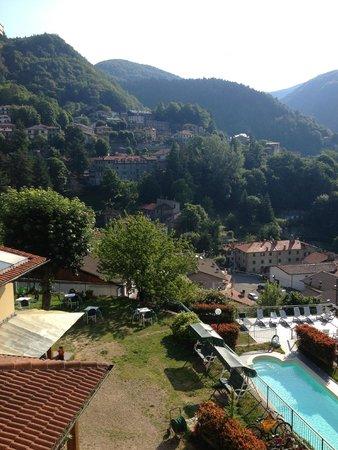 Badia Prataglia, อิตาลี: Veduta dalla camera